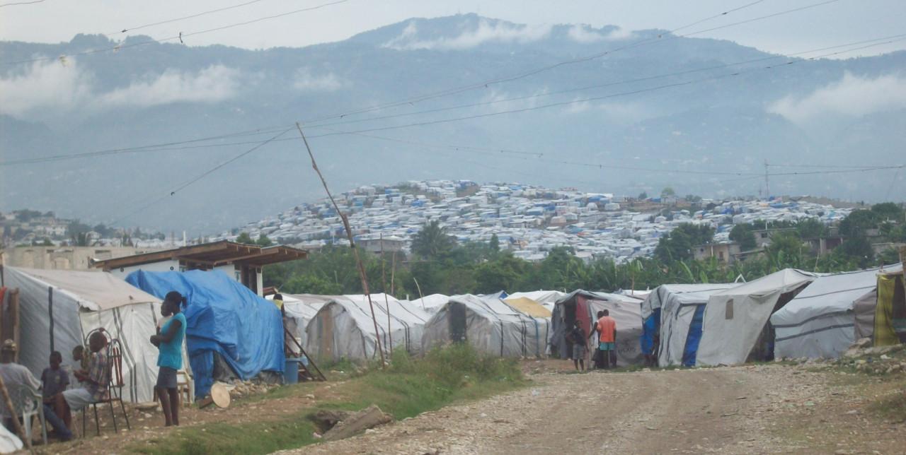 Il web map server per il rafforzamento delle capacitá di gestione dei rischi disastri ad Haiti