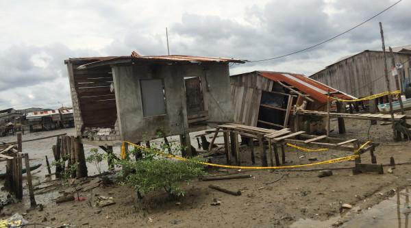 Intervención de emergencia en favor de la población afectada por el terremoto