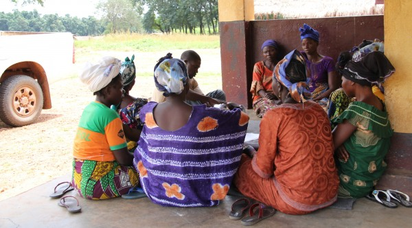 Preventing and answering gender violence through women's participation