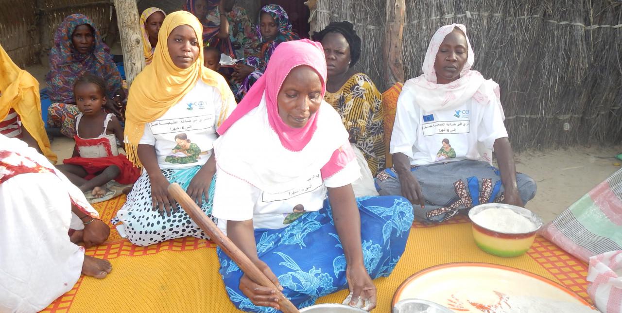 Ciad, il successo di Fanné: educazione alimentare e buone pratiche per le mamme