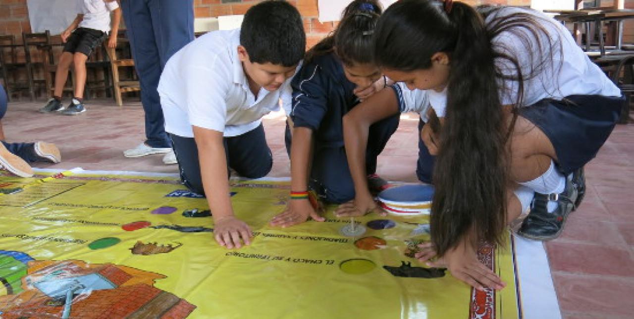 Prevenzione disastri: imparare giocando