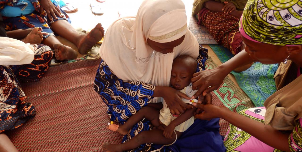 Niger: inaugurato il centro materno-infantile di Tillabéri
