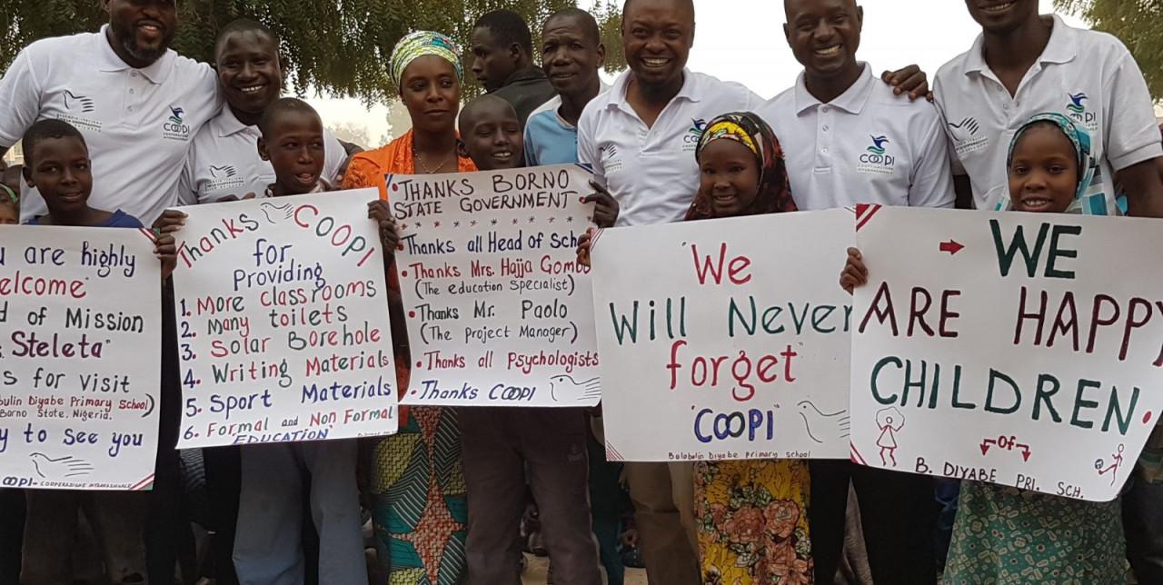 Educazione in Nigeria: ottimi risultati raggiunti