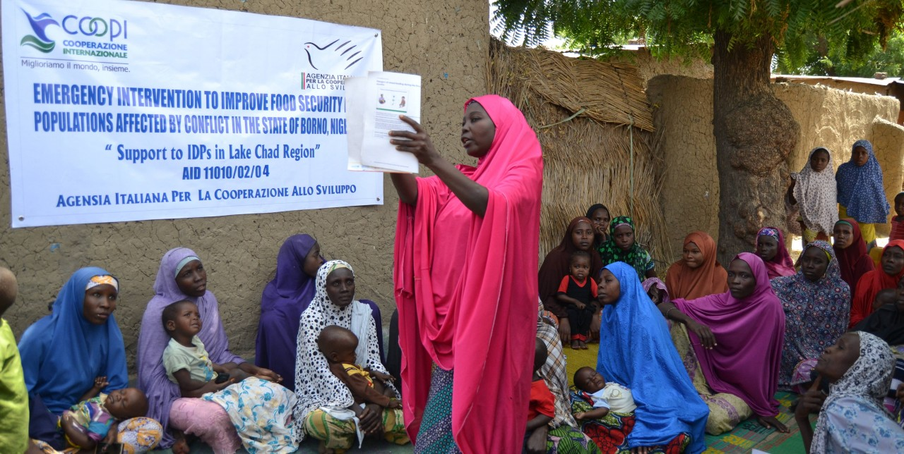 Improved food security in Borno State