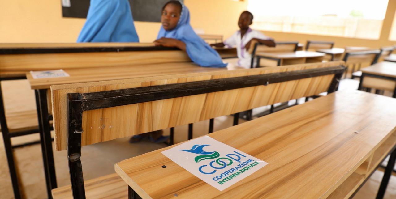 Nigeria: le classi sono pronte!