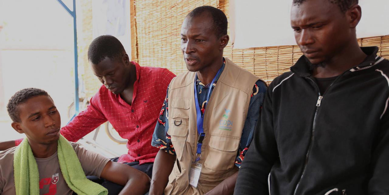 Niger, accoglienza per i rifugiati dalla Libia
