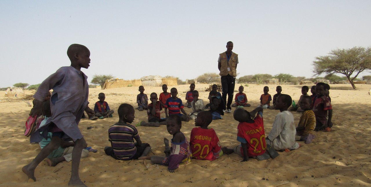 Lake Chad: when the refugee camp is also a place from which to restart
