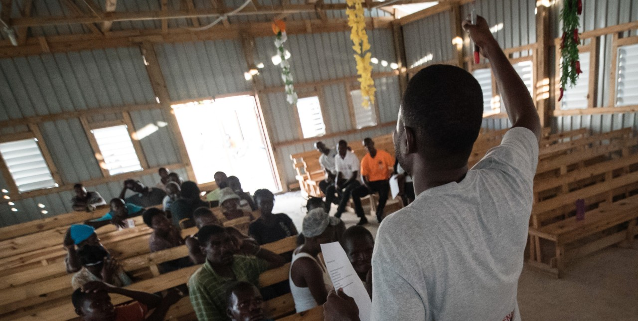 Haïti: prévenir la sécheresse pour répondre à l'insécurité alimentaire