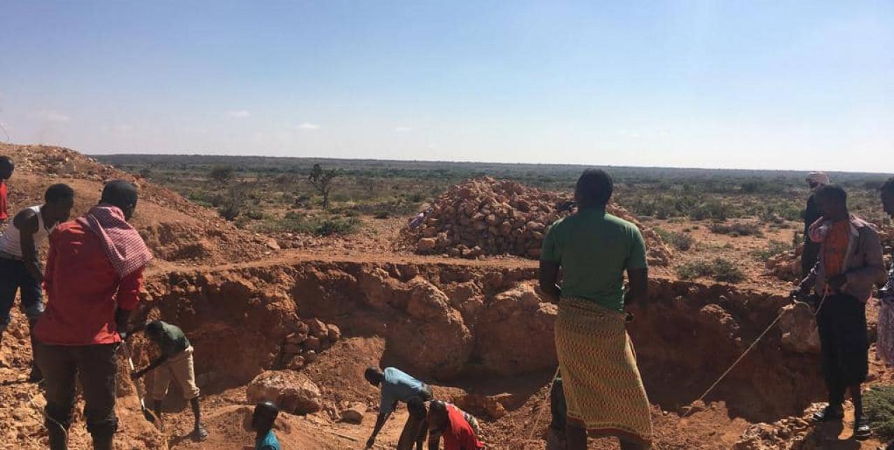 Somalia: mobilizing communities against famine