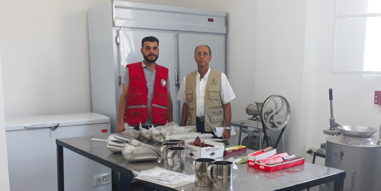 Eastern Ghouta: a new emergency assistance for the district of Nashabye