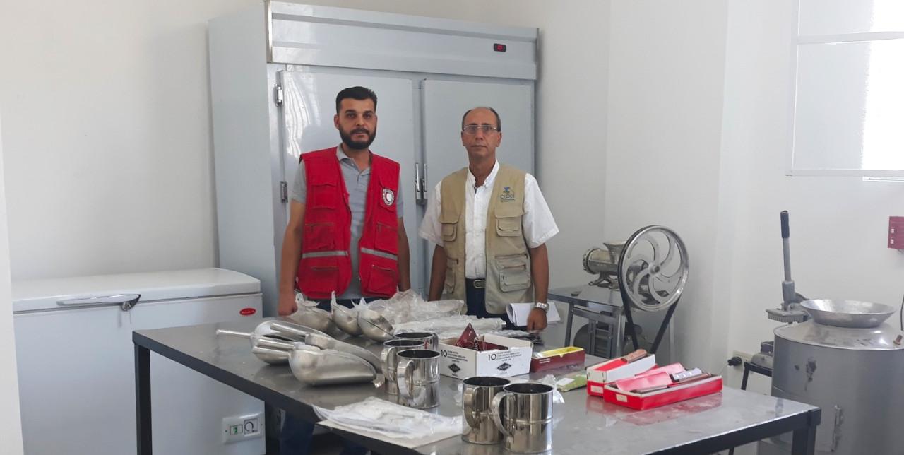 Ghouta orientale: assistenza d'emergenza nel distretto di Nashabye