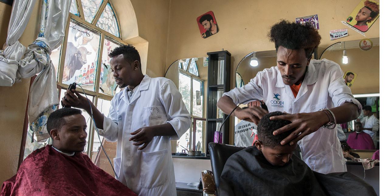 Etiopia: mitigare le cause delle migrazioni