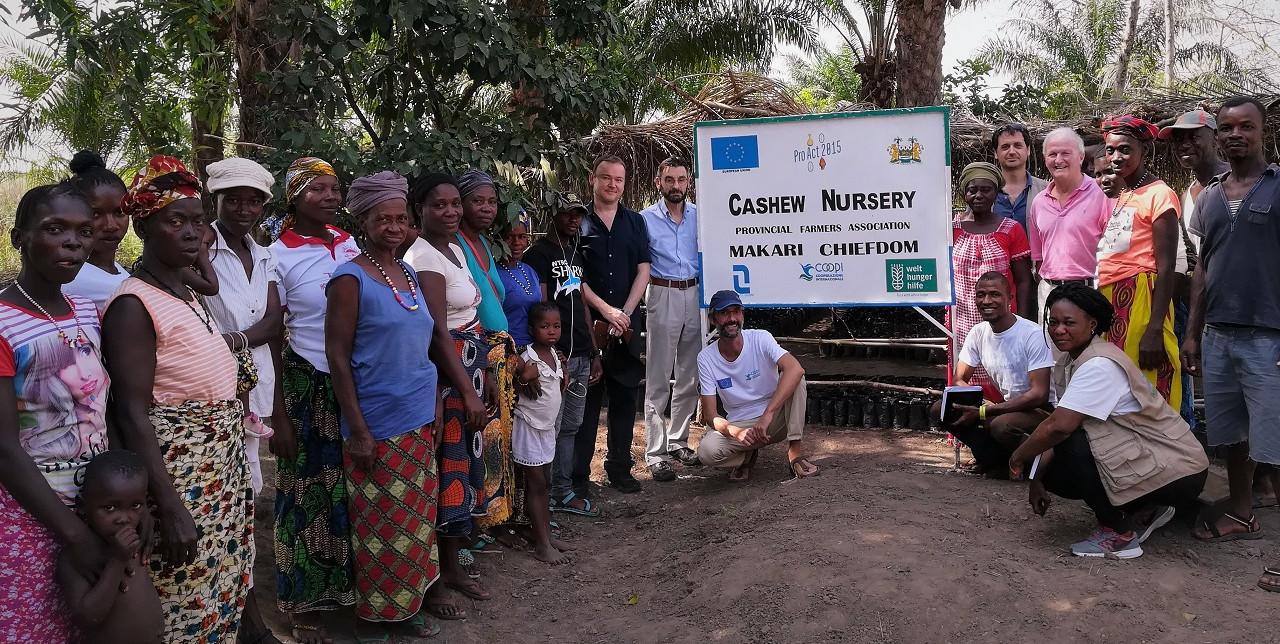 Sierra Leone: esponenti del parlamento britannico in visita
