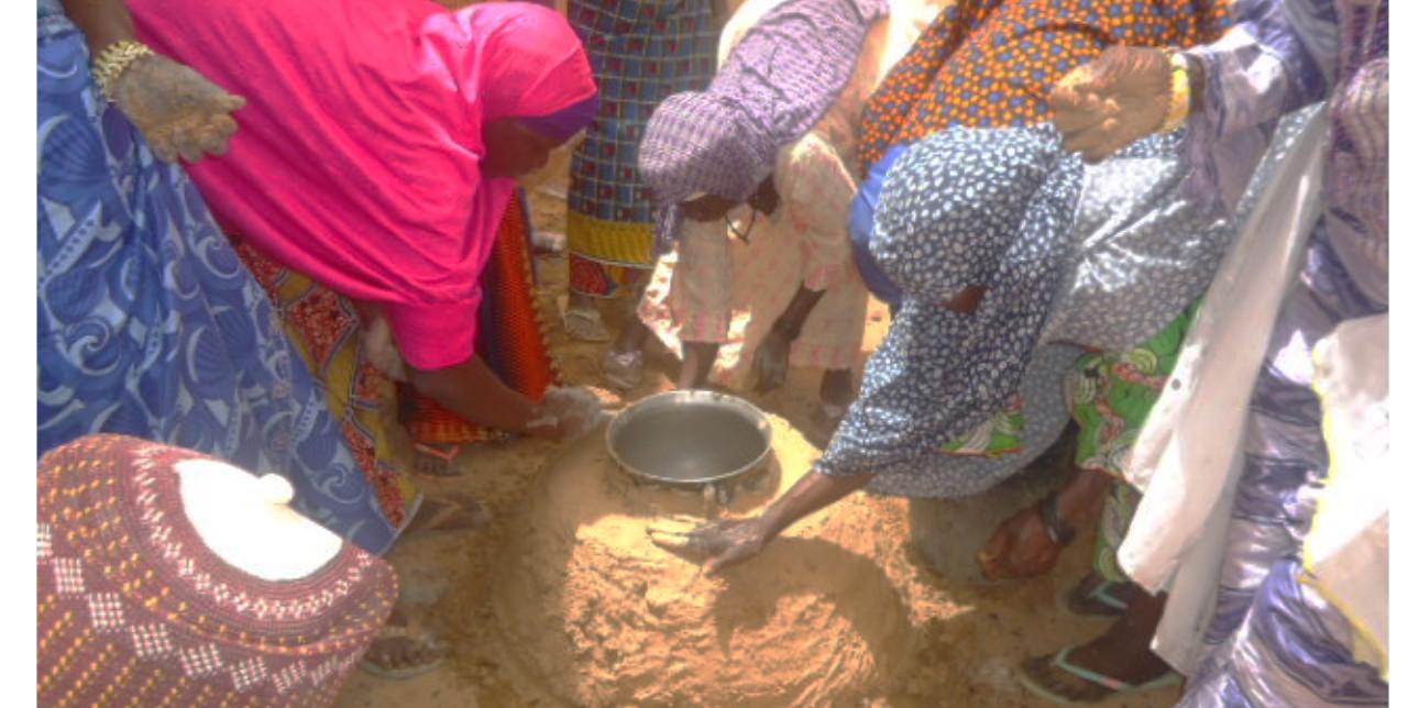 Niger: cucine migliorate per sostenere le donne e l'ambiente