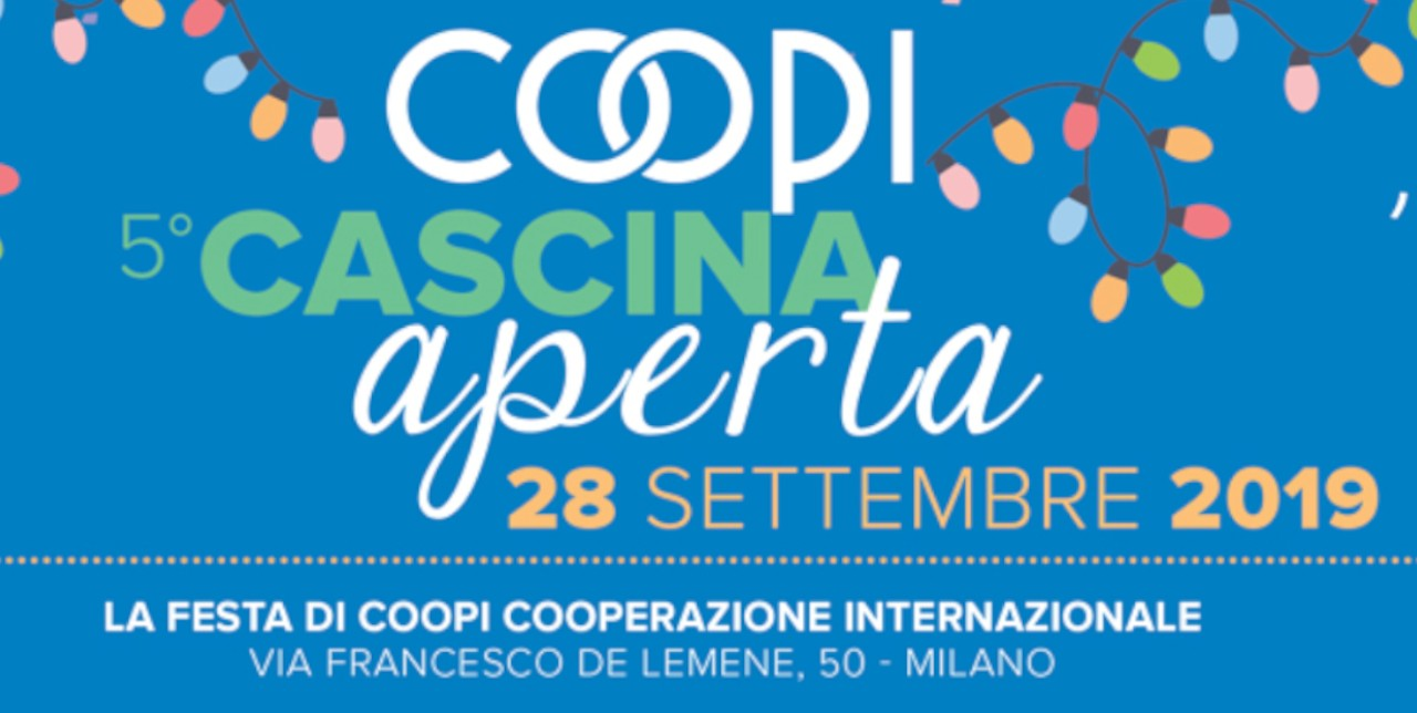 COOPI is turning green with Cascina Aperta