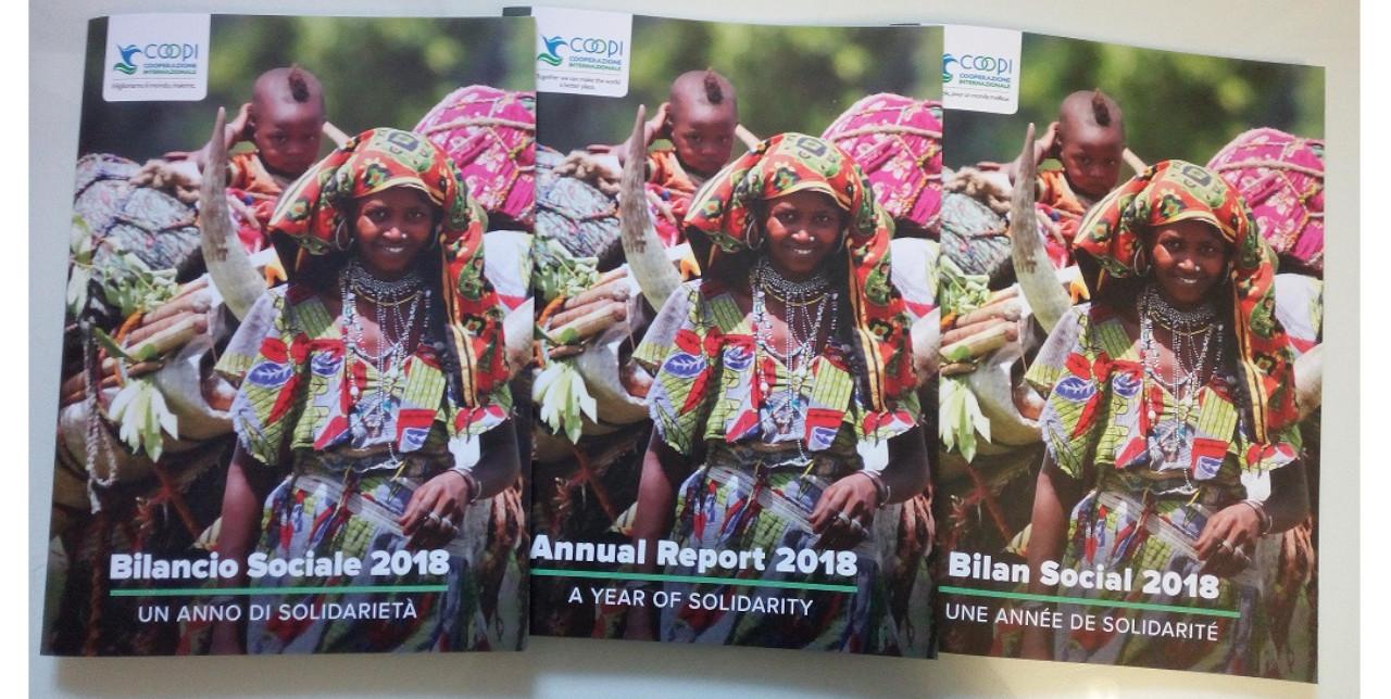 Presentato il Bilancio sociale 2018 di COOPI