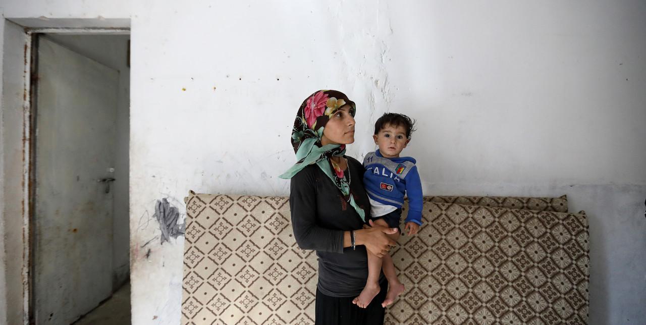 Siria: al fianco di chi ha perso tutto