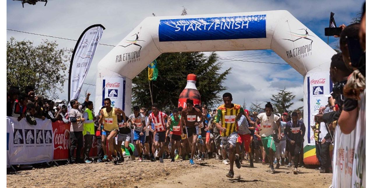 Sentiero del Lago Wenchi. Una maratona a sostegno del turismo