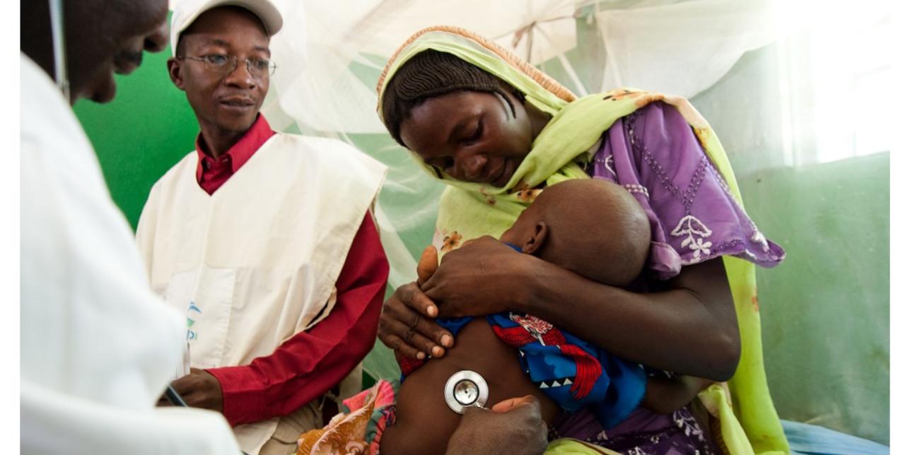 Progressi nella lotta alla malnutrizione nel Kasai Centrale