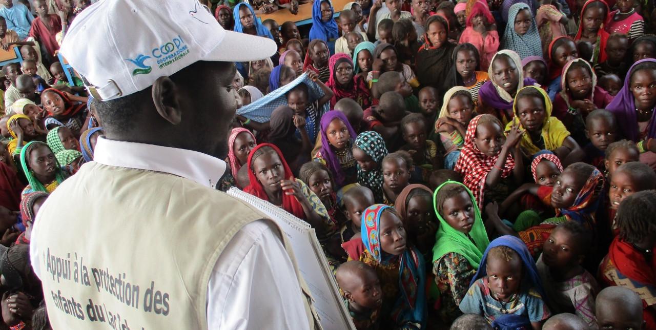 Ciad. I bambini imparano a fare rispettare i loro diritti