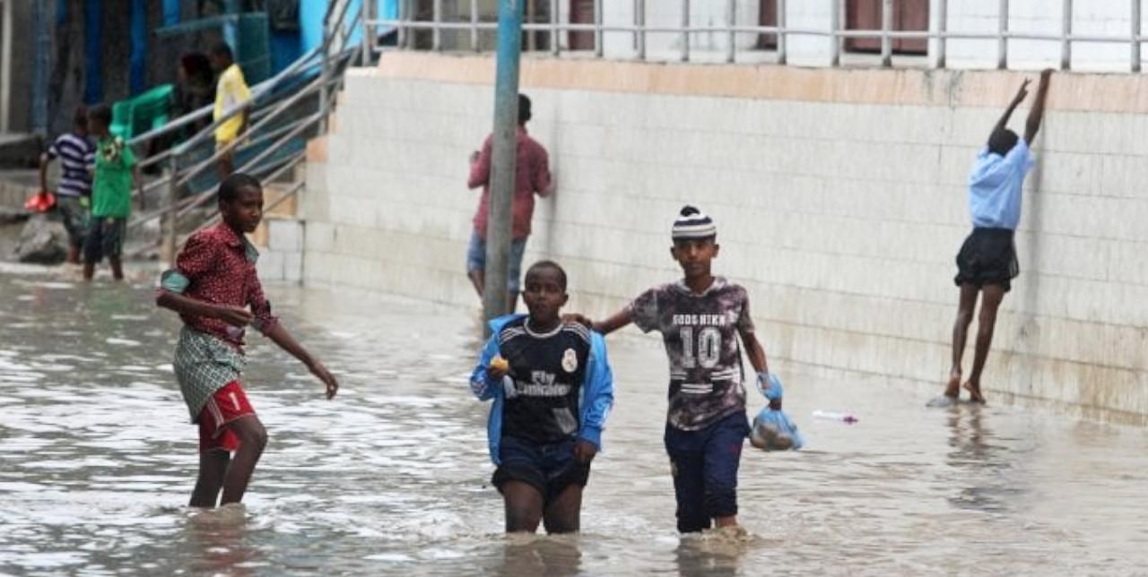 Flood emergency in Somalia. COOPI supports 1,000 households