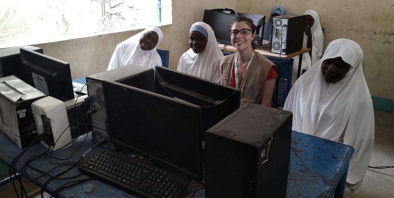 Una piattaforma e-learning per gli studenti nigeriani a Diffa