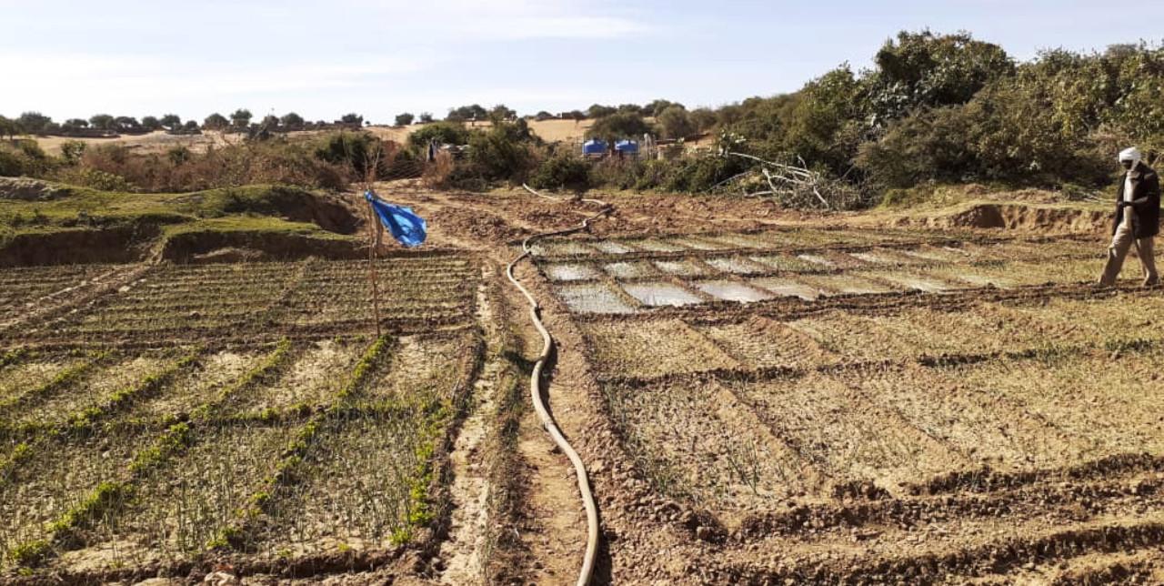 Darfur: acqua per 18.000 famiglie grazie all'energia solare