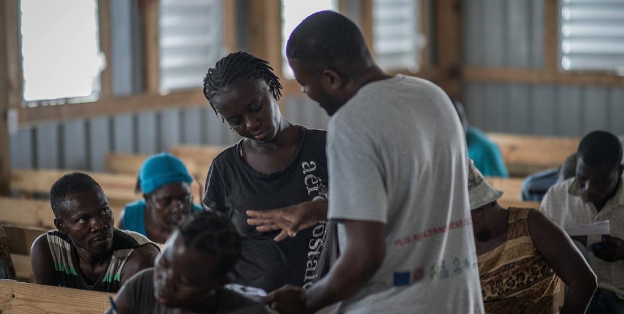Système d'alerte précoce : une réponse à la sécheresse et à l'insécurité alimentaire en Haïti