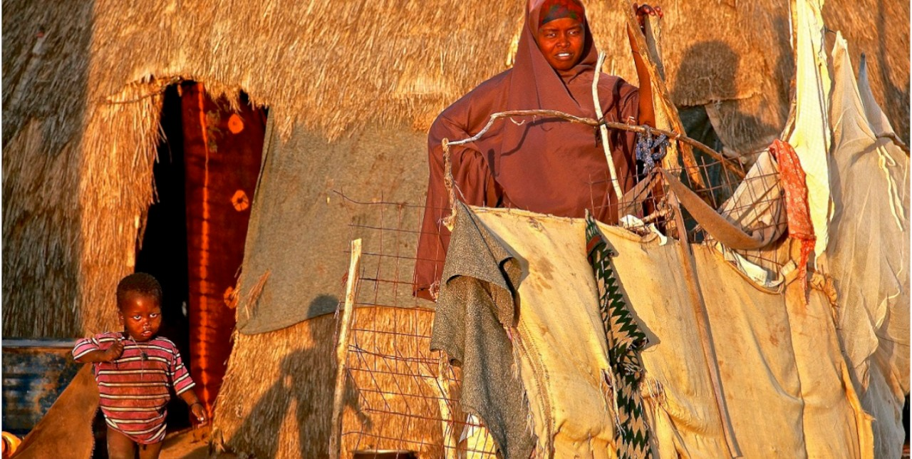 Somalia. This is how Quresha became an independent woman