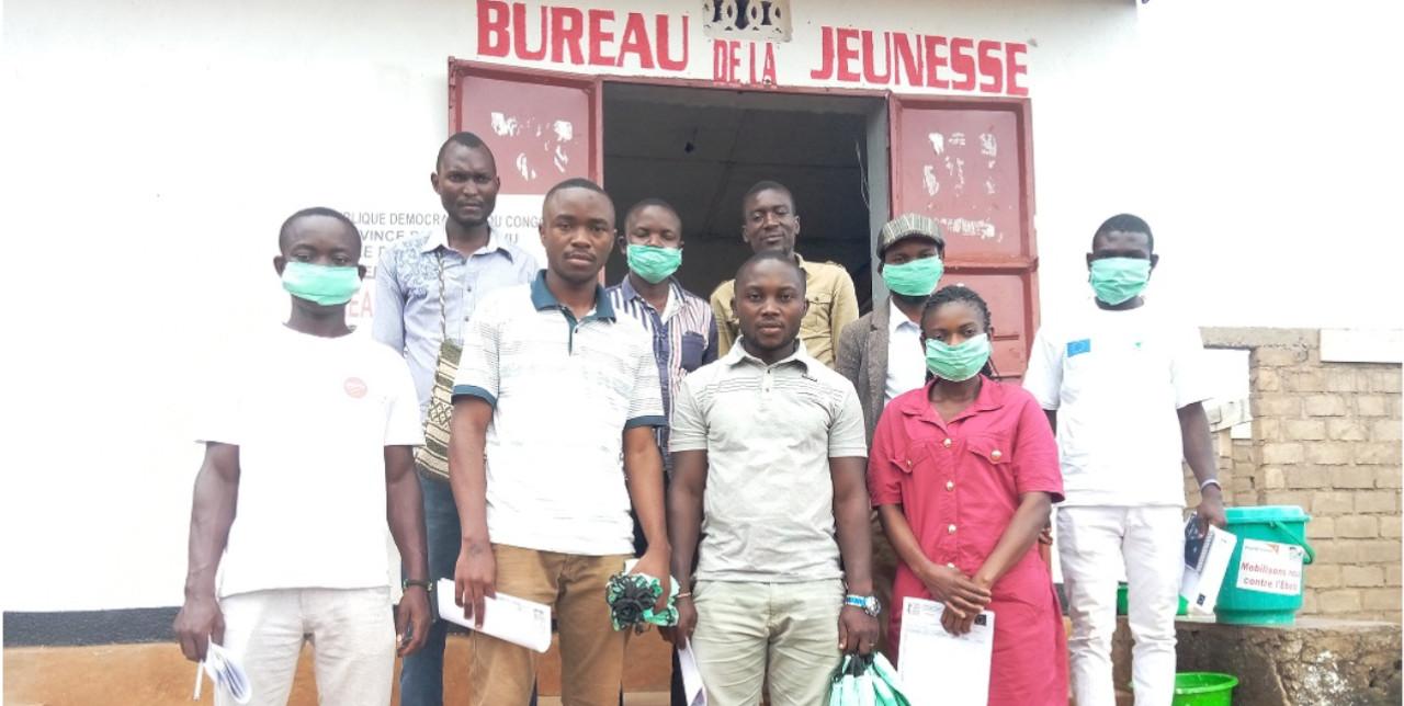 Covid-19. Il nostro supporto in RDC continua