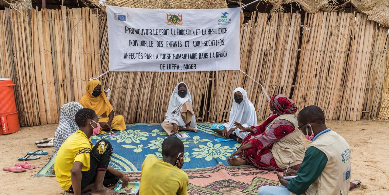Niger: ecco quanto stiamo facendo per i bambini colpiti dalla crisi a Diffa