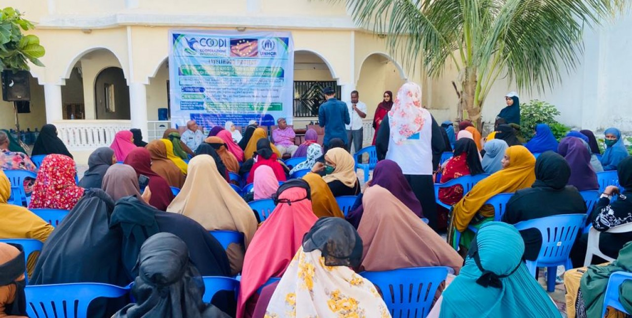 Somalia. 250 vulnerable people initiated into entrepreneurship by COOPI