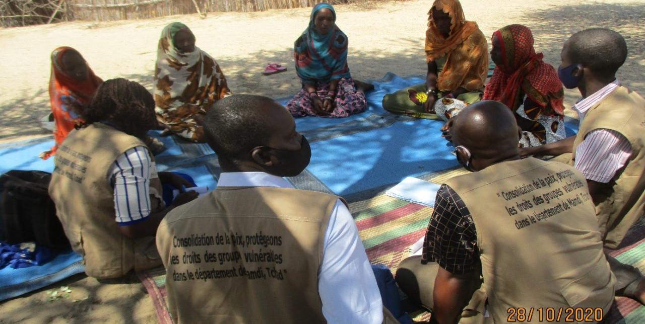 Ciad. Proseguono le attività di COOPI a favore dei minori