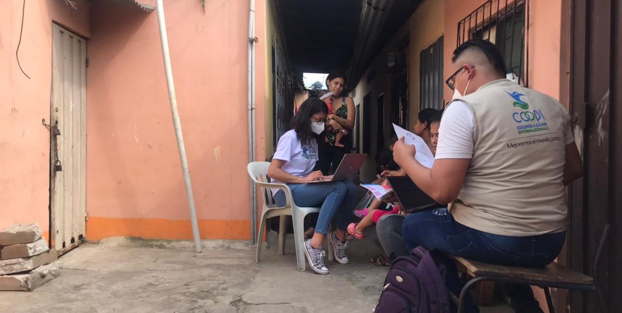 Alloggio adeguato per rifugiati e migranti venezuelani. COOPI al Forum di alto livello