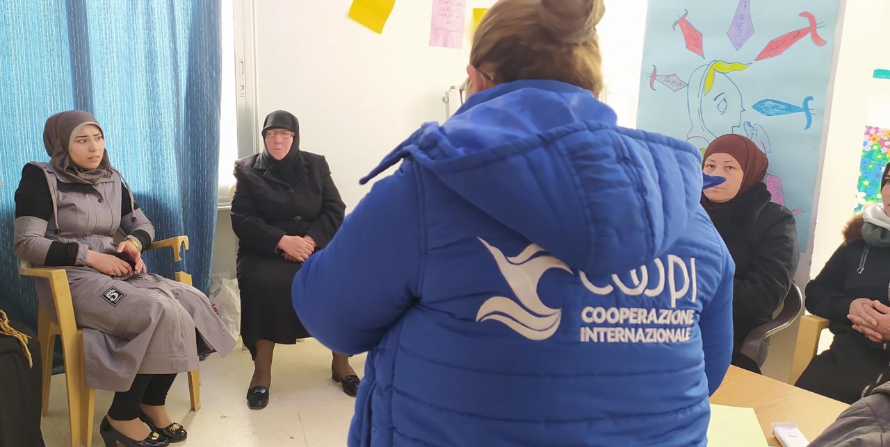 Siria. Insieme ad AICS offriamo supporto psicologico alle vittime della guerra