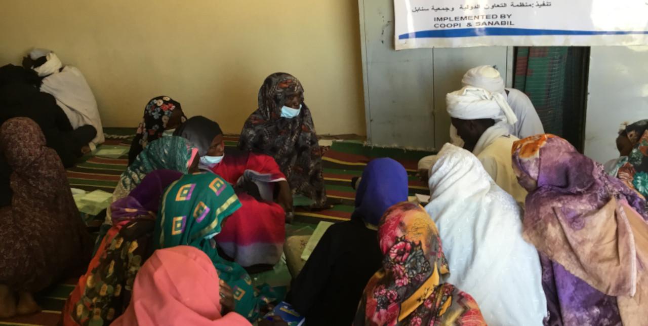 Sudan. 30 Village Saving Loan Association groups to mitigate El Niño effects