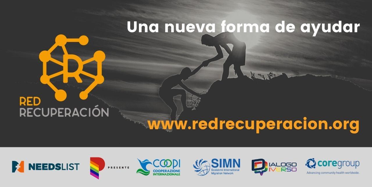 Red Recuperación: a platform to help Venezuelan migrant population