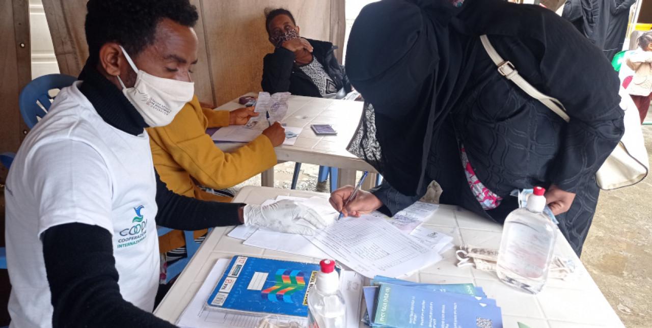 Etiopia. Supporto d'emergenza ai migranti di ritorno in quarantena