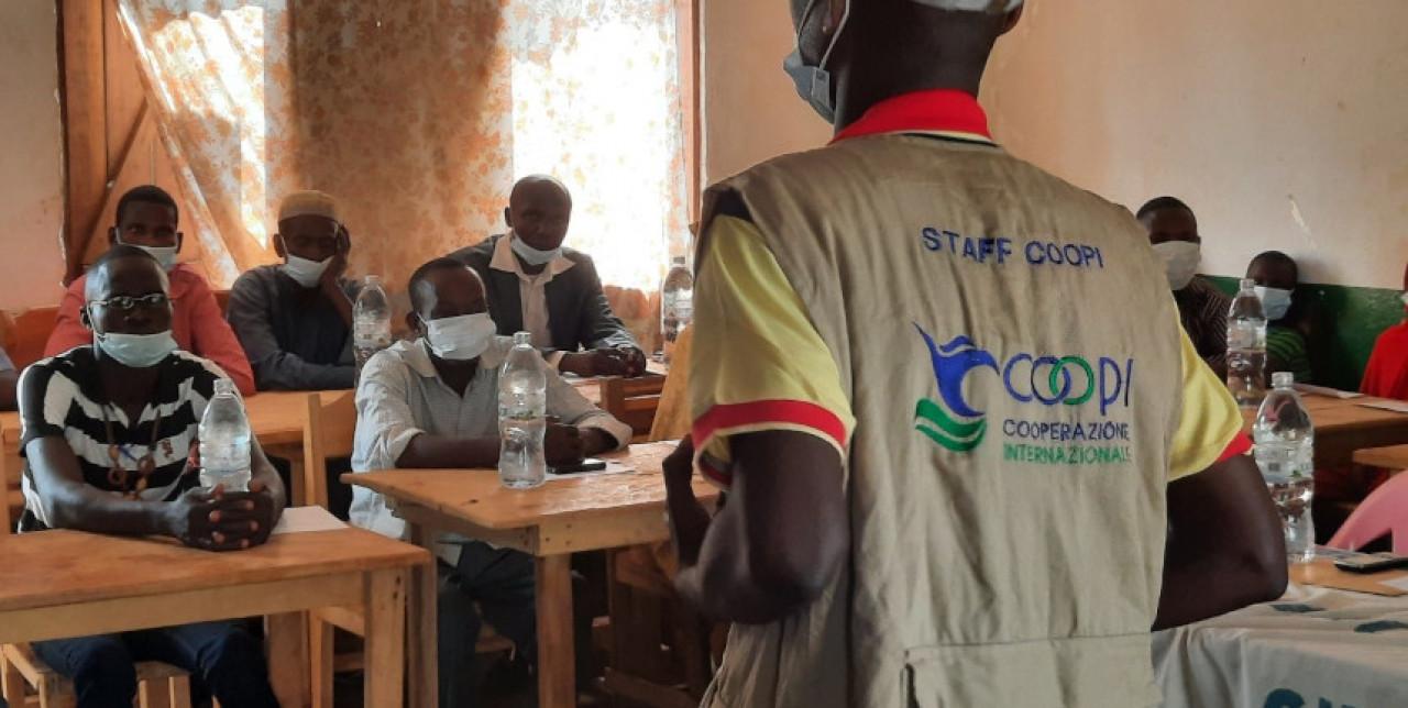 RCA: COOPI e UNICEF sostengono i genitori insegnanti dei centri per sfollati