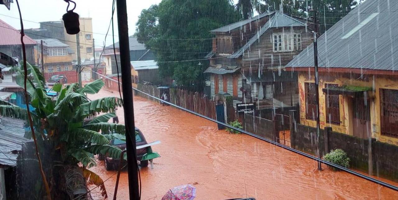Sierra Leone: COOPI pronta a intervenire
