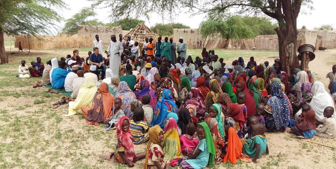 Ciad: la scuola ai tempi della crisi umanitaria