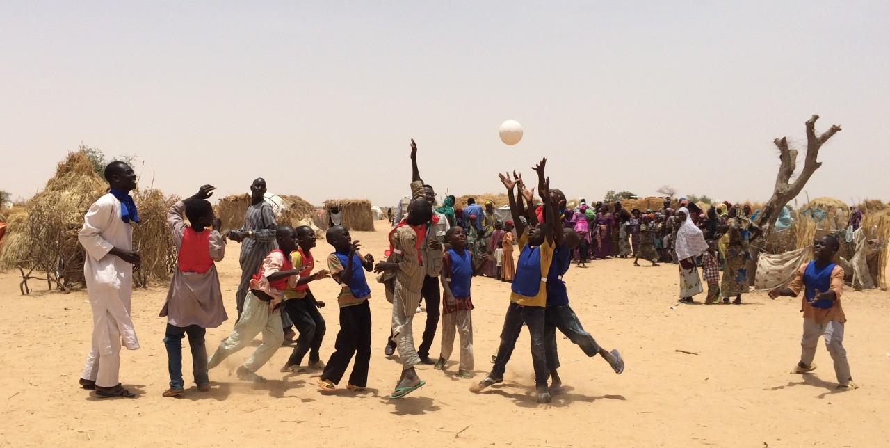 The World Refugee Day in Niger