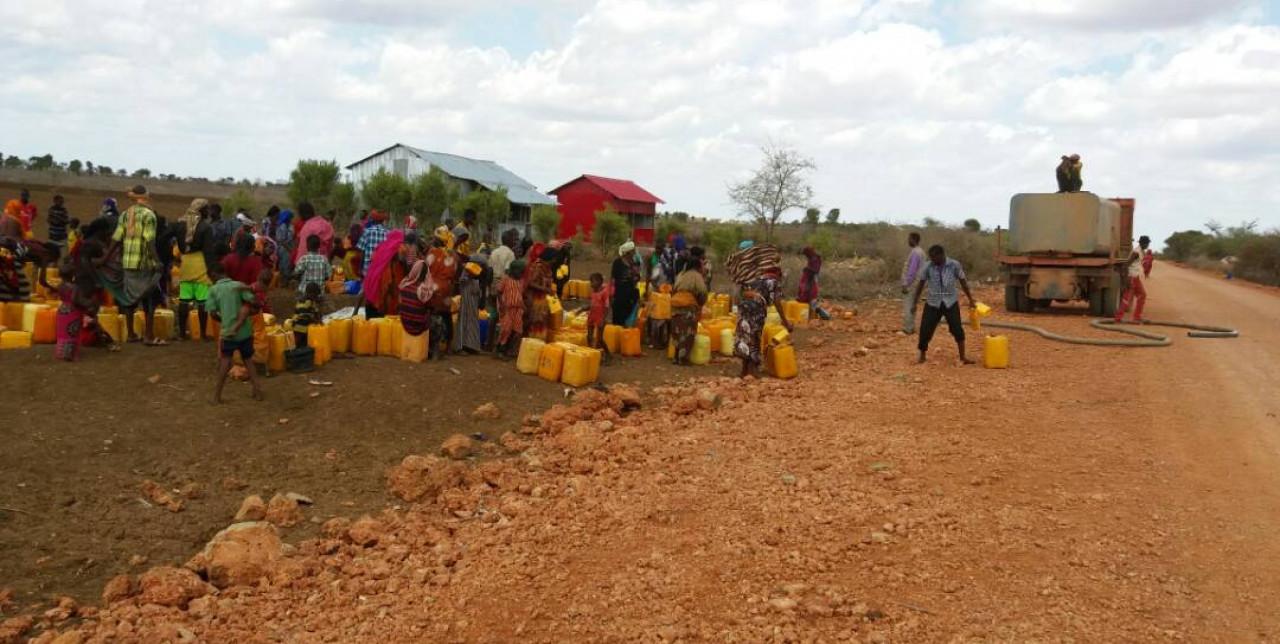 Somalia. Combattere la siccità con OCHA