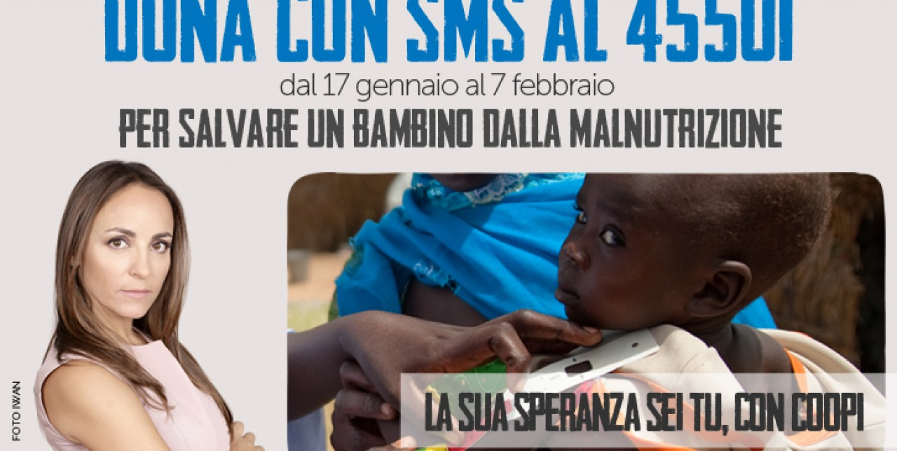 SMS solidale al 45501