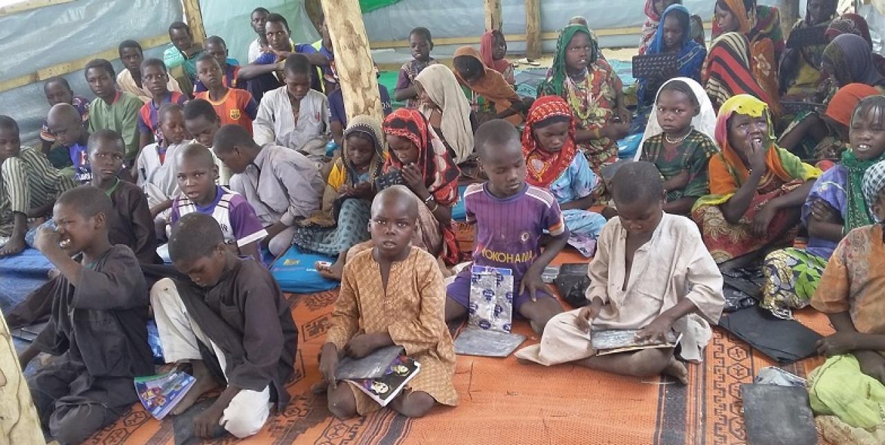 Hamat e il suo diritto ad un'infanzia serena
