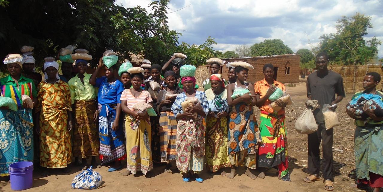 Il Malawi colpito da El Niño si risolleva