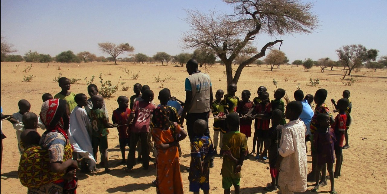 Chad: education against manipulation