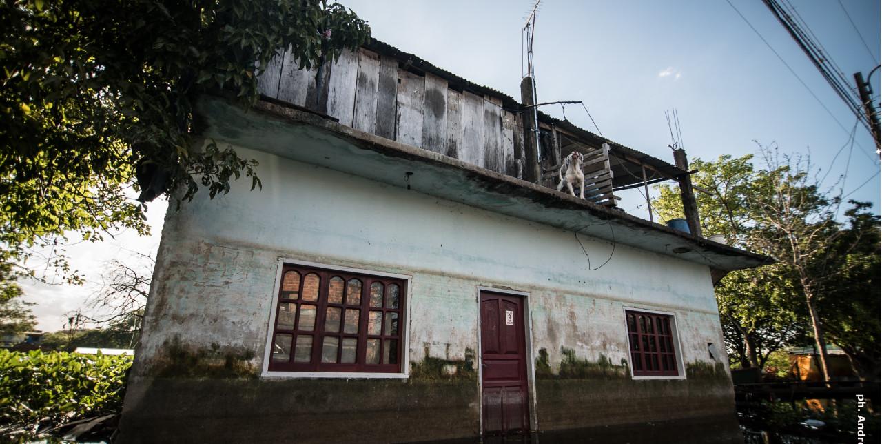 EL NIÑO IN PARAGUAY:  CONSEGNATI KIT D'EMERGENZA