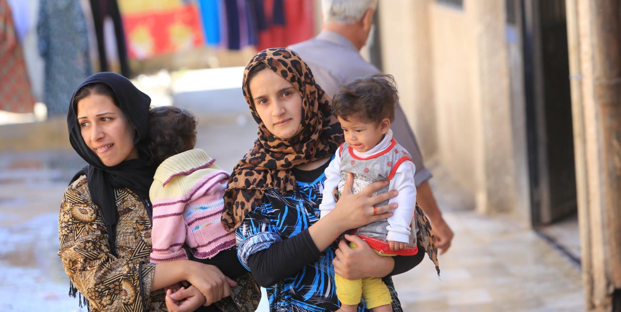 Siria: COOPI visita la comunità di Qatana