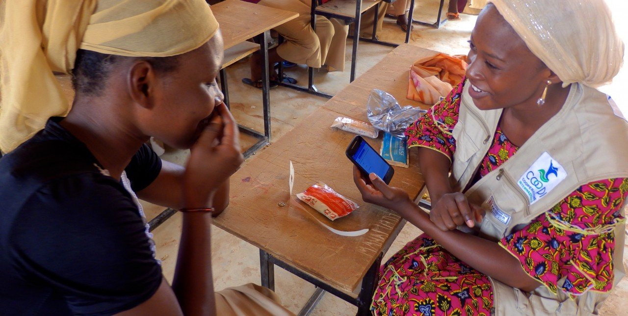 Malnutrition in Niger: winning through innovation